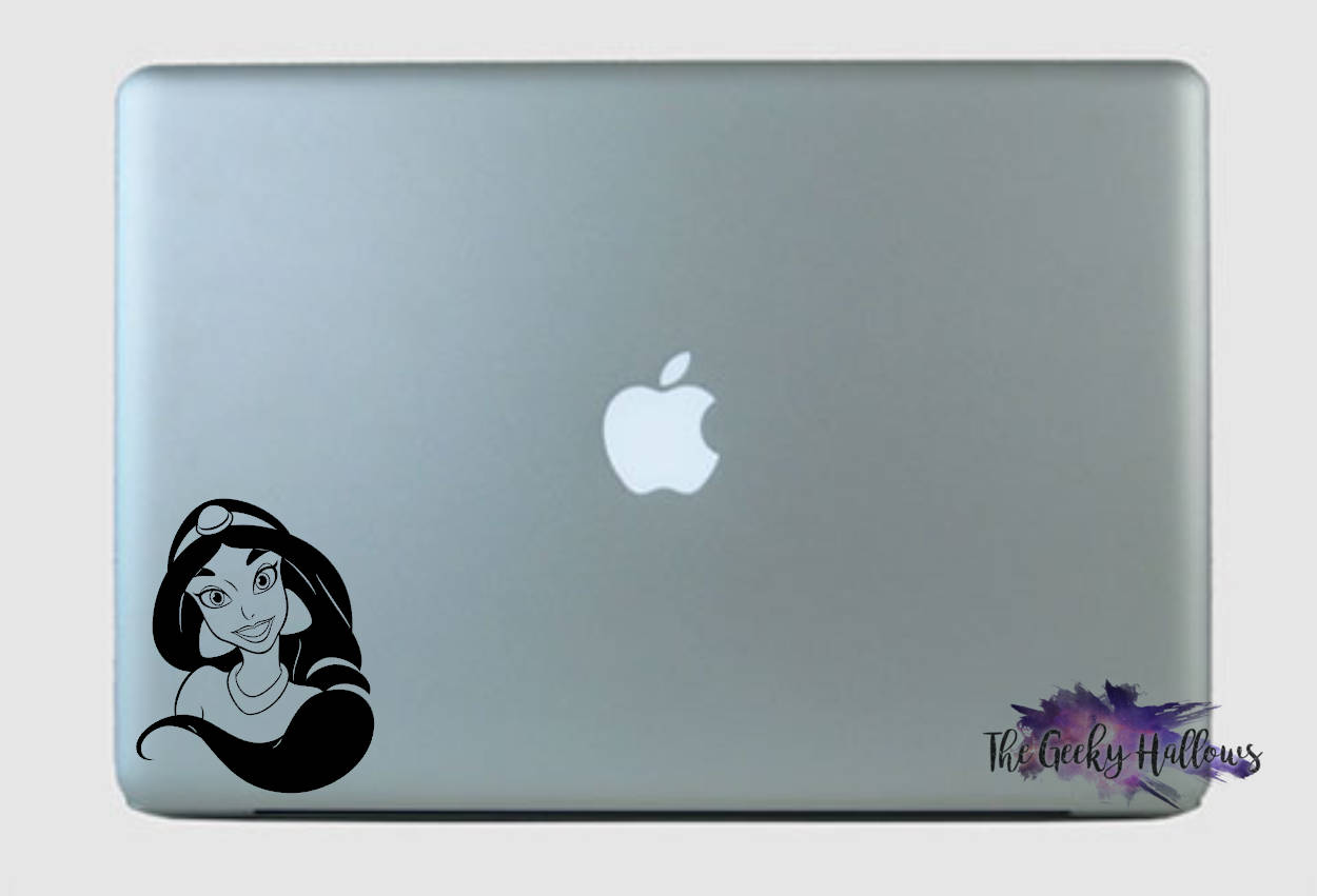 Aladdin Disney Decal Vinyl Sticker for Car Wall or Laptop